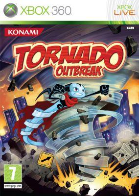 Copertina del gioco Tornado Outbreak per Xbox 360