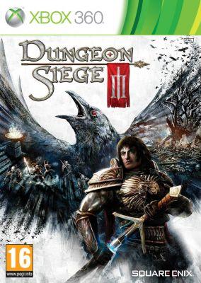 Copertina del gioco Dungeon Siege III per Xbox 360