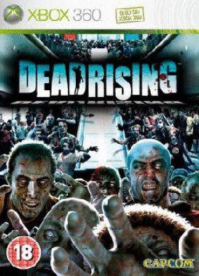 Copertina del gioco Dead Rising per Xbox 360