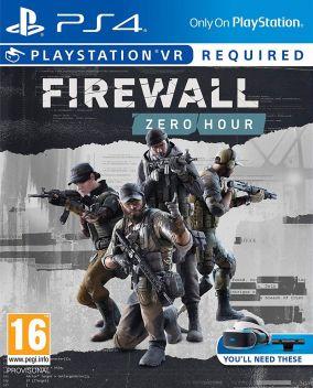 Copertina del gioco Firewall: Zero Hour per PlayStation 4