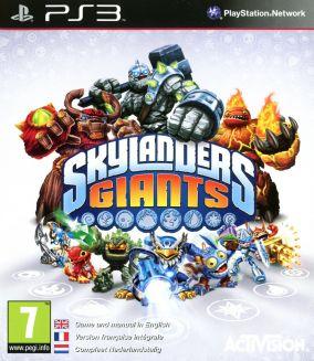 Immagine della copertina del gioco Skylanders Giants per PlayStation 3