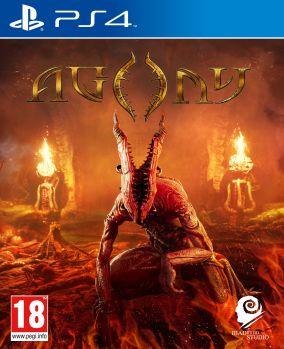 Copertina del gioco Agony per Playstation 4