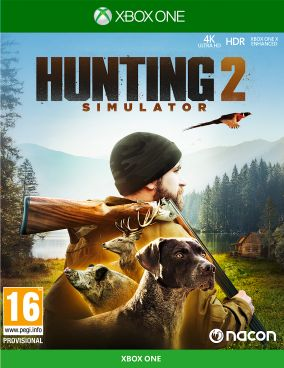 Copertina del gioco Hunting Simulator 2 per Xbox One