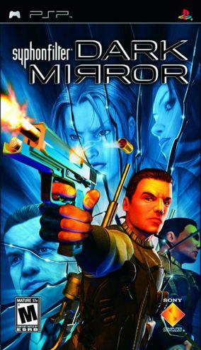 Immagine della copertina del gioco Syphon Filter: Dark Mirror per Playstation PSP