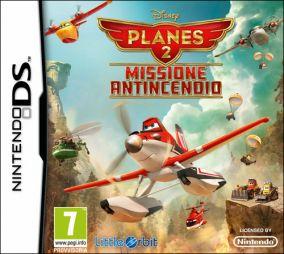 Immagine della copertina del gioco Planes 2: Missione Antincendio per Nintendo DS