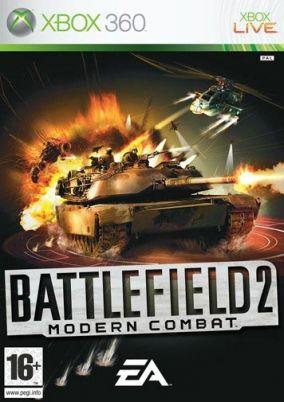 Copertina del gioco Battlefield 2 Modern Combat per Xbox 360