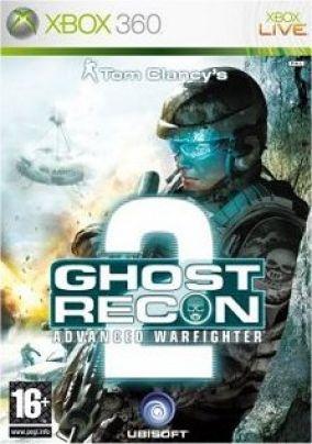 Copertina del gioco Ghost Recon Advanced Warfighter 2 per Xbox 360