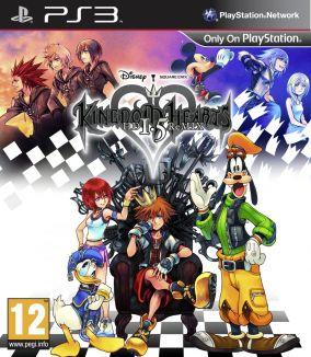 Copertina del gioco Kingdom Hearts 1.5 HD Remix per PlayStation 3