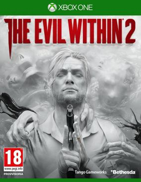 Copertina del gioco The Evil Within 2 per Xbox One