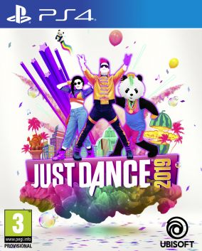 Copertina del gioco Just Dance 2019 per PlayStation 4