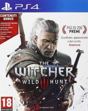 Immagine della copertina del gioco The Witcher 3: Wild Hunt per PlayStation 4