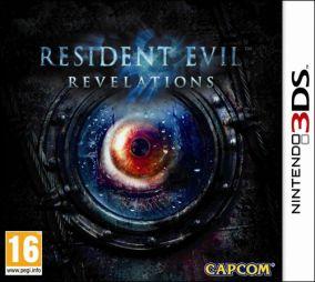 Immagine della copertina del gioco Resident Evil: Revelations per Nintendo 3DS