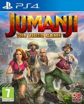 Copertina del gioco Jumanji: Il Videogioco per PlayStation 4