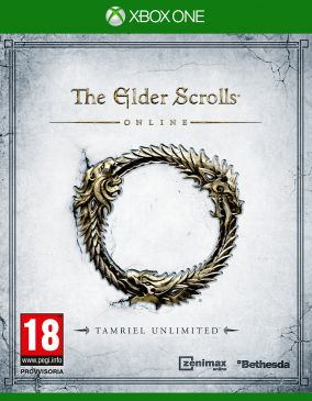Copertina del gioco The Elder Scrolls Online: Tamriel Unlimited per Xbox One