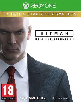 Immagine della copertina del gioco HITMAN per Xbox One