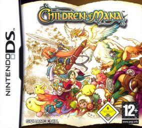 Immagine della copertina del gioco Children of Mana per Nintendo DS