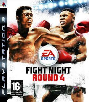 Copertina del gioco Fight Night Round 4 per PlayStation 3