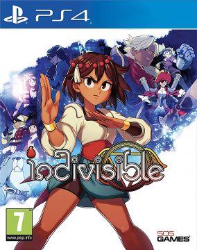 Copertina del gioco Indivisible per PlayStation 4