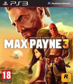 Immagine della copertina del gioco Max Payne 3 per PlayStation 3