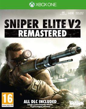 Copertina del gioco Sniper Elite V2 Remastered per Xbox One