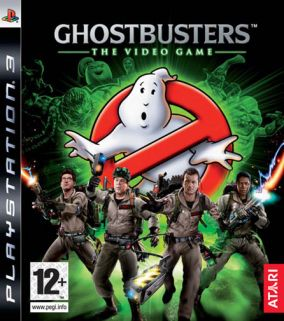 Copertina del gioco Ghostbusters: The Video Game per PlayStation 3