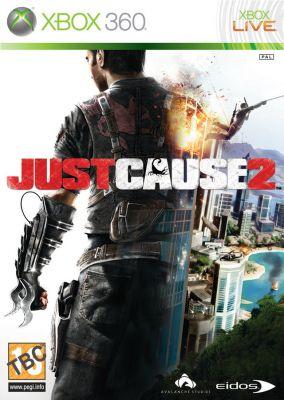 Immagine della copertina del gioco Just Cause 2 per Xbox 360