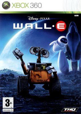 Copertina del gioco WALL-E per Xbox 360