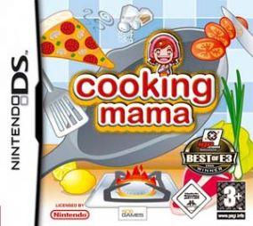 Immagine della copertina del gioco Cooking Mama per Nintendo DS