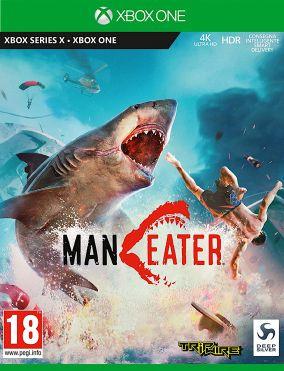 Copertina del gioco Maneater per Xbox Series X