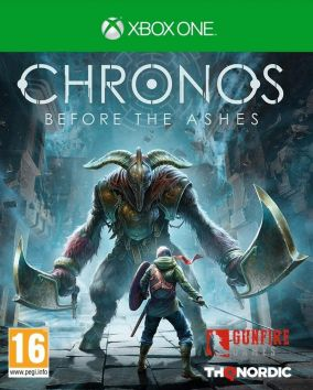 Copertina del gioco Chronos: Before the Ashes per Xbox One