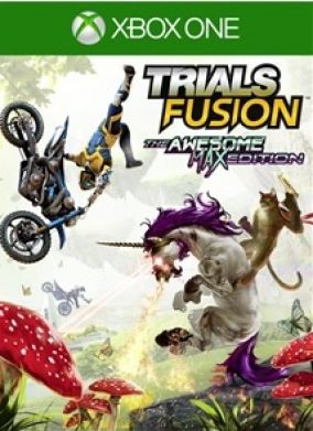 Copertina del gioco Trials Fusion: The Awesome Max Edition per Xbox One