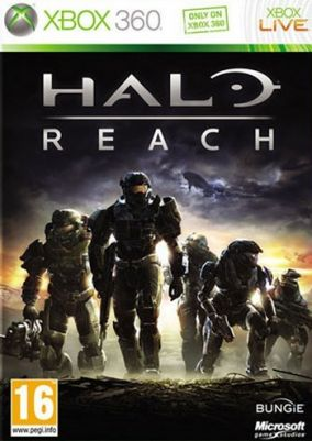 Copertina del gioco Halo Reach per Xbox 360