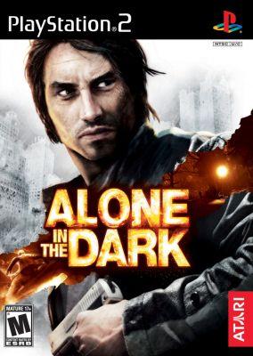 Copertina del gioco Alone In The Dark per PlayStation 2