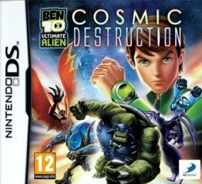 Immagine della copertina del gioco Ben 10: Ultimate Alien: Cosmic Destruction per Nintendo DS