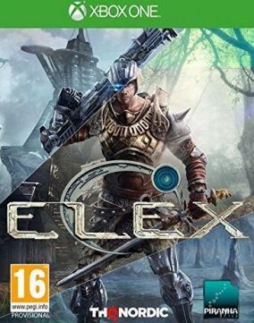 Immagine della copertina del gioco ELEX per Xbox One
