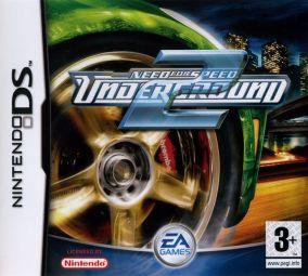Immagine della copertina del gioco Need for Speed: Underground 2 per Nintendo DS
