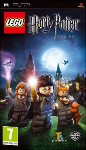 Immagine della copertina del gioco LEGO Harry Potter: Anni 1-4 per PlayStation PSP
