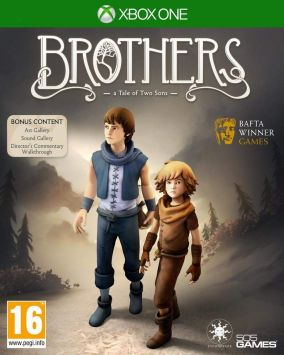 Copertina del gioco Brothers: A Tale of Two Sons per Xbox One