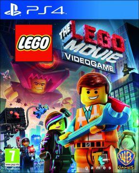 Immagine della copertina del gioco The LEGO Movie Videogame per Playstation 4