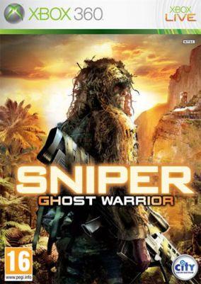 Copertina del gioco Sniper: Ghost Warrior per Xbox 360