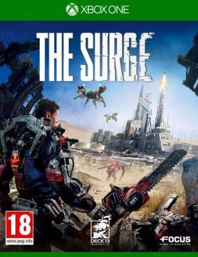 Copertina del gioco The Surge per Xbox One