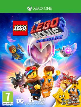 Copertina del gioco The LEGO Movie 2 Videogame per Xbox One