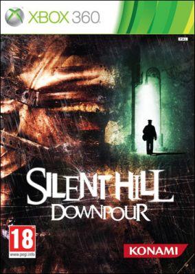 Copertina del gioco Silent Hill: Downpour per Xbox 360