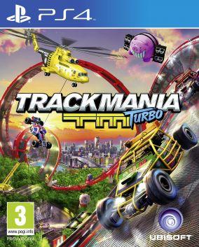 Immagine della copertina del gioco Trackmania Turbo per PlayStation 4