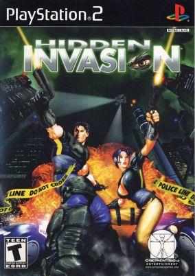 Copertina del gioco Hidden Invasion per PlayStation 2