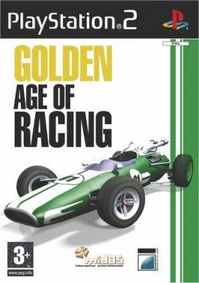 Copertina del gioco Golden Age of Racing per PlayStation 2
