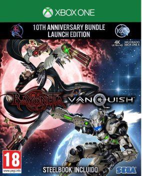 Copertina del gioco Bayonetta & Vanquish 10th Anniversary Bundle per Xbox One