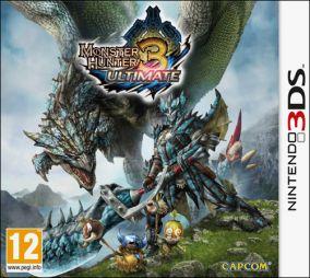 Immagine della copertina del gioco Monster Hunter 3 Ultimate per Nintendo 3DS