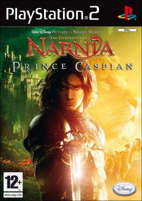Copertina del gioco Le Cronache di Narnia: Il Principe Caspian per PlayStation 2