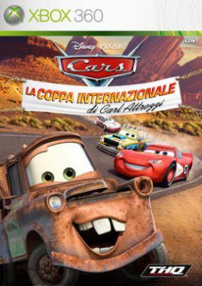 Copertina del gioco Cars: La Coppa Internazionale di Carl Attrezzi  per Xbox 360